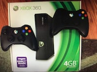Xbox 360 with added 250 GB Redding, 96002