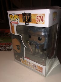 Funko Pop! The Walking Dead Ezekiel  Bay Shore