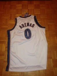 Signed Gilbert arenas jersey authentic Richmond Hill, L4S 1H1