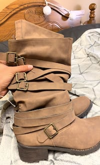 Suede Boots Lincoln, 68505
