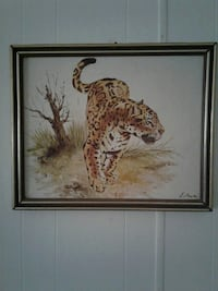 Antique,oil painting on canvas  Lake Worth, 33463