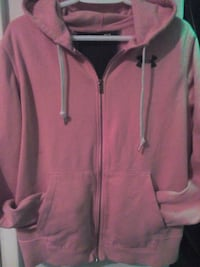 pink zip-up hoodie Winnipeg, R2V 0L5
