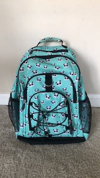 Pottery barn teen Panda backpack Manassas, 20110