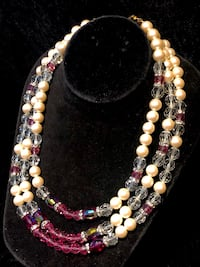 Monet original retro necklace stunning Surrey, V4N 0L4