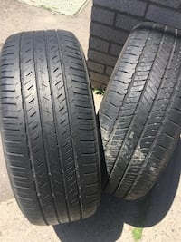 Set of 4 tires  205 55 r16 Toronto, M1J 2E5
