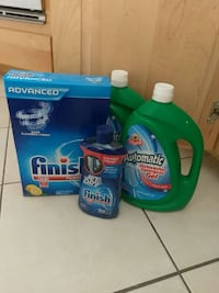 Dishwasher Cleaning Supplies!! Millville, 08332