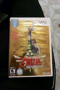 Legend of Zelda Skyward Sword