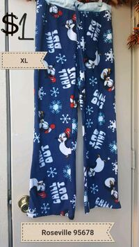 Chilly Willy pjs  Roseville, 95678