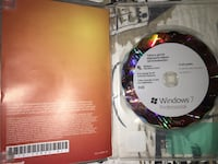 Orijinal Windows 7 Professional Format DVD 9113 km