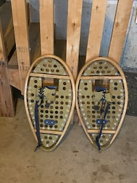 Snow shoes...holds heavyweight Bolton, L7E 2W4
