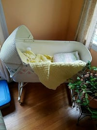 bassinet for baby or doll  Exeter, 03833