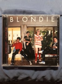 *New* Blondie Greatest Hits Sound & Vision CD DVD Combo