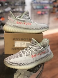Blue tint Yeezy 350 V2s size 11.5 Silver Spring, 20902