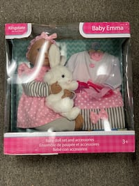Baby doll set toy