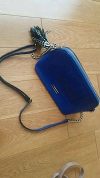 Call it spring blue purse