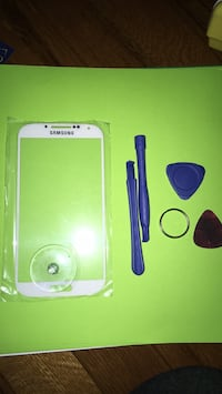 Galaxy S4 screen protector - w/ replacement tools Woodbridge, 22193