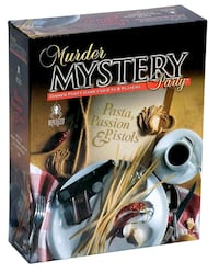 Murder Mystery Dinner Party Game for 8 Players, Brand New in Box! Wesley Chapel