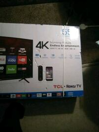 New in box 55 in ,4k smart tv roku built-in Pueblo, 81005