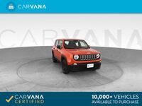2018 Jeep Renegade suv Sport SUV 4D Red Brentwood