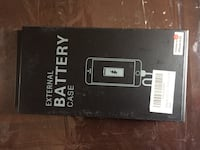 iPhone 6 battery case charger brand new Winnipeg, R3T 2R9
