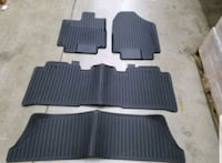 Winter mats brand new never used Laval, H7X 3E4