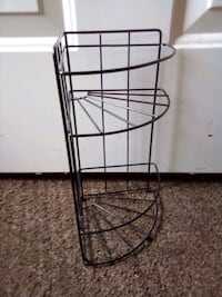 "Corner Shelf Good Condition 10""inches Tall $2.50 Omaha, 68111"