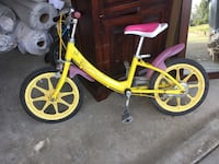 Yellow and pink bmx bike Coquitlam, V3B 4T6