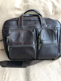 Samsonite Leather Brief Case
