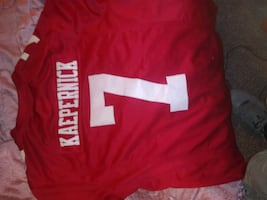 49ers jersey