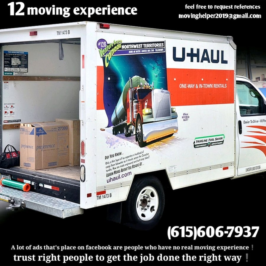 Movers In Nashville
