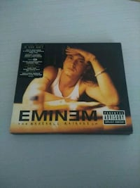 Eminem - The Marshall Mathers Lp CD Cevizlik Mahallesi, 34142