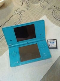 blue Nintendo DS with one game Salem, 97317