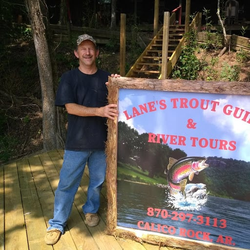 GUIDED TROUT FISHING TRIPS & MORE