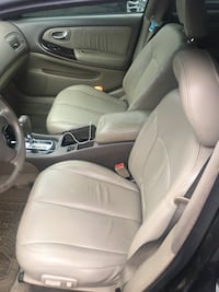 White and black car interior Canyon Country, 91387