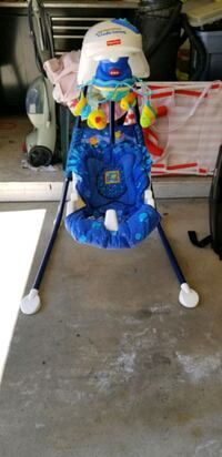 Fisher Price Battery operated swing Methuen, 01844