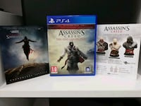 ASSASİN CREED THE EZİO COLLECTION PS4 OYUN  8938 km