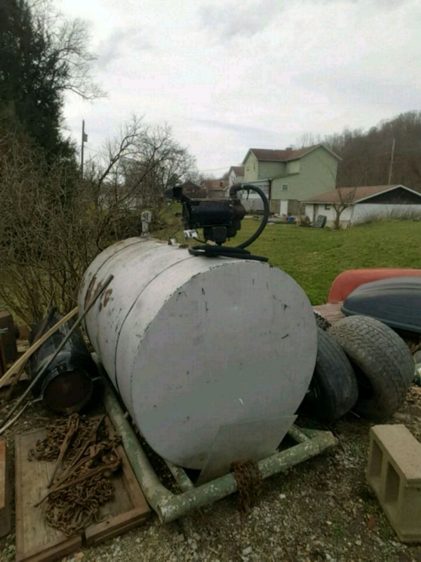 500 Gallon Fuel Tank >> Used 500 Gallon Fuel Tank For Sale In West Newton Letgo