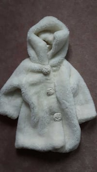 Girls size 4T coat Brampton, L7A 3B6