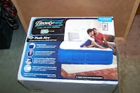 "Beautyrest Inflatable Mattress, 17"" Plush aire,Queen, New in box Carroll County, MD, USA"
