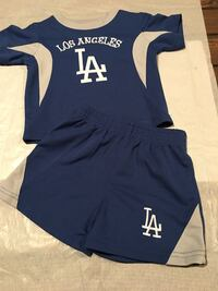 Kids Dodger Short Set Ventura, 93004