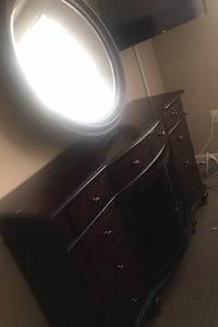 Furniture  Dresser and mirror $100 Headboard $200 Two nightstands $80 Silver Spring, 20902
