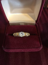 Palace Style Engagement Ring Hereford, 85615