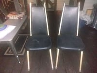 Two black vintage chairs Thurmont, 21788