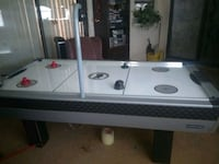 white and black air hockey table Palm Bay, 32905