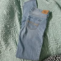 Abercrombie and Fitch jeans size 0 Alexandria, 22304