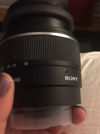 Sony interchangeable lens   Surrey, V4N 0R6