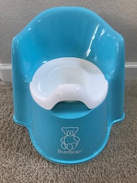 Baby Bjorn high back potty chair Tracy, 95391