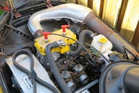 black and yellow car engine bay Barrie, L4N 6K2