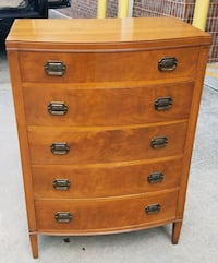 Mahogany Chest of Drawers Lawrenceville, 30043