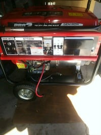 red and black portable generator Union City, 94587